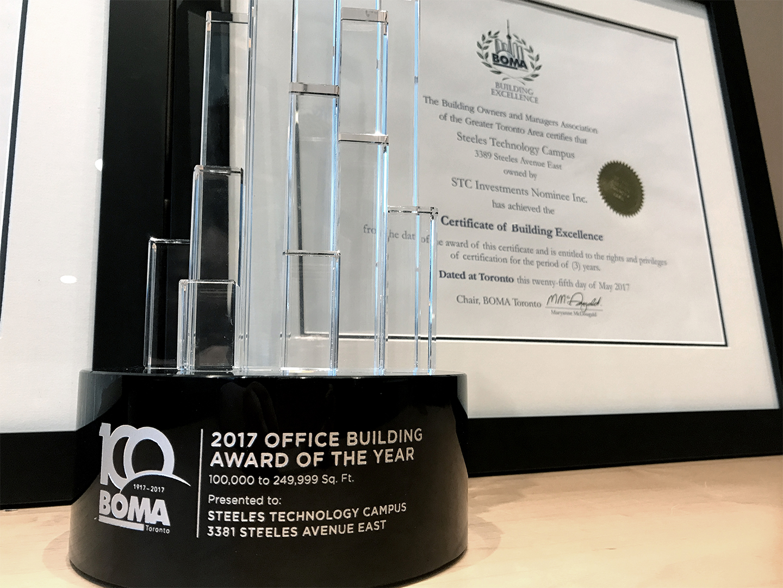 BOMA-award